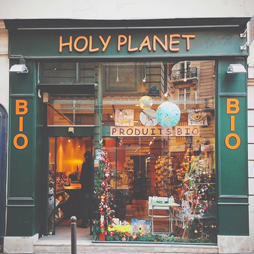 Holy Planet